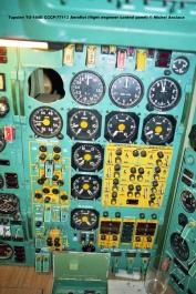 img732 Tupolev TU-144D CCCP-77112 Aeroflot (flight engineer control panel) © Michel Anciaux