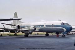 002 Lockheed L-188A Electra 9Q-CDK Blue Airlines © Michel Anciaux