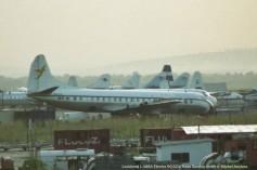009 Lockheed L-188A Electra 9Q-CCV Trans Service Airlift © Michel Anciaux