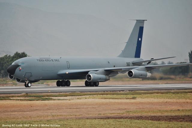 012 Boeing KC-135E ''982'' FACh