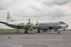 018 Lockheed L-188C Electra 9Q-CUU Filair © Michel Anciaux