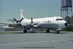 029 Lockheed L-188A Electra HR-AML Interlink Airlines © Michel Anciaux