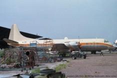 036 Lockheed L-188A Electra 9Q-CRM Trans Service Airlift © Michel Anciaux
