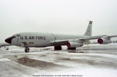 295 Boeing KC-135E Stratotanker ''71458'' USAF-ANG © Michel Anciaux