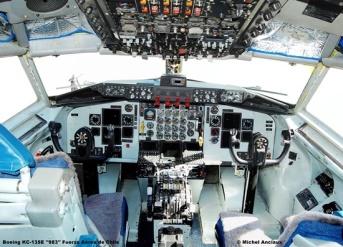 411 Boeing KC-135E ''983'' Fuerza Aérea de Chile © Michel Anciaux