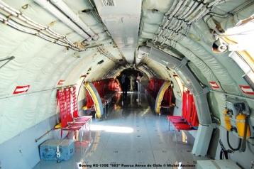 412 Boeing KC-135E ''983'' Fuerza Aérea de Chile © Michel Anciaux