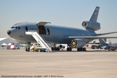 420 McDonnell Douglas KC-10A Extender ''83-0080'' USAF © Michel Anciaux