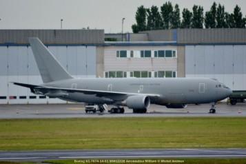 429 Boeing KC-767A 14-03 MM62228 Aeronautica Militare © Michel Anciaux