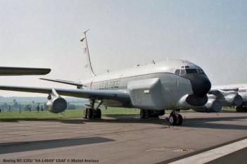 925 Boeing RC-135U ''64-14849'' USAF © Michel Anciaux