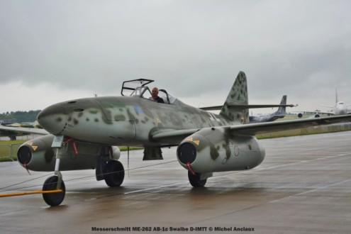 DSC_0657 Messerschmitt ME-262 AB-1c Swalbe D-IMTT © Michel Anciaux