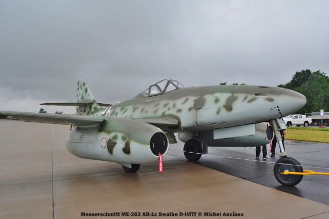DSC_0676 Messerschmitt ME-262 AB-1c Swalbe D-IMTT © Michel Anciaux