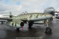 DSC_1014 Messerschmitt ME-262 AB-1c Swalbe D-IMTT © Michel Anciaux
