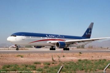 img1000 Boeing 767-316ER CC-CDP Lan Chile © Michel Anciaux