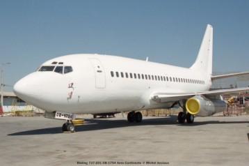 img1030 Boeing 737-201 OB-1754 Aero Continente © Michel Anciaux