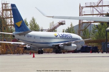 img1035 Boeing 737-248C CC-CEI LADECO © Michel Anciaux
