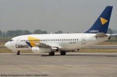 img623 Boeing 737-2E1(A) CC-CYT LADECO © Michel Anciaux