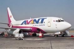 img644 Boeing 737-248 CC-CVB Avant Airlines © Michel Anciaux