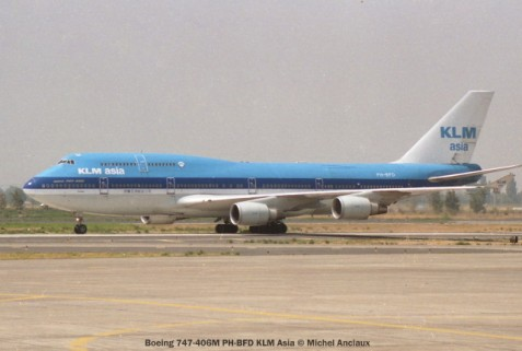 img664 Boeing 747-406M PH-BFD KLM Asia © Michel Anciaux