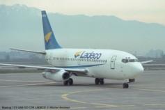 img683 Boeing 737-2A6 CC-CYR LADECO © Michel Anciaux