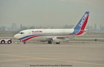 img702 Boeing 737-2T5(A) CC-CYP Lan Chile © Michel Anciaux