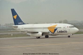 img703 Boeing 737-236(A) CC-CZK LADECO © Michel Anciaux