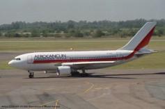 img789 Airbus A310-324 VR-BQU Aerocancun © Michel Anciaux