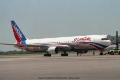 img797 Boeing 767-352(ER) CC-CDM Lan Chile © Michel Anciaux