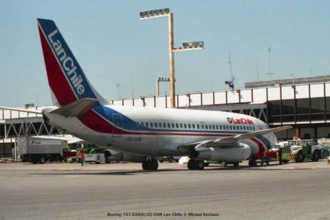 img798 Boeing 737-236(A) CC-CHR Lan Chile © Michel Anciaux