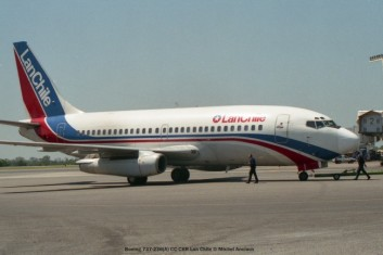 img799 Boeing 737-236(A) CC-CHR Lan Chile © Michel Anciaux