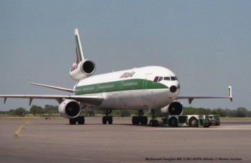 img800 McDonnell Douglas MD-11M I-DUPA Alitalia © Michel Anciaux