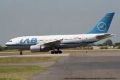 img809 Airbus A310-324 CP-2307 Lloyd Aereo Boliviano © Michel Anciaux