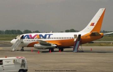 img890 Boeing 737-204(A) CC-CSI Avant Airlines © Michel Anciaux