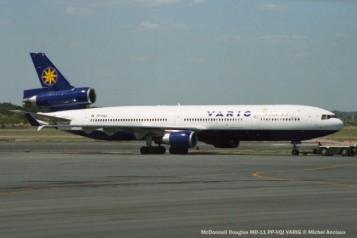 img914 McDonnell Douglas MD-11 PP-VQJ VARIG © Michel Anciaux