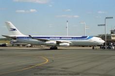 img921 Airbus A340-211 LV-ZPO Aerolineas Argentinas © Michel Anciaux