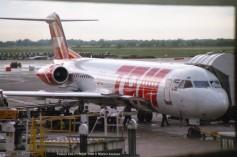 img925 Fokker 100 PT-MQW TAM