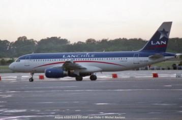 img938 Airbus A320-233 CC-COF Lan Chile © Michel Anciaux