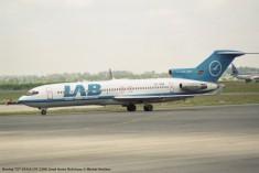 img943 Boeing 727-2K3(A) CP-1366 Lloyd Aereo Boliviano © Michel Anciaux