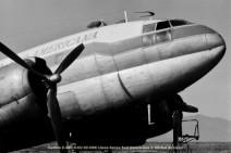 004 Curtiss C-46D-5-CU CC-CDC Linea Aerea Sud Americana © Michel Anciaux