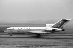 006 Boeing 727-029C OO-STB SABENA © Michel Anciaux