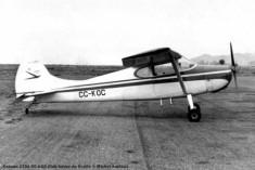 012 Cessna 170A CC-KOC Club Aereo de Ovalle © Michel Anciaux