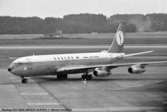 013 Boeing 707-329C OO-SJN SABENA © Michel Anciaux