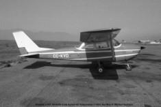 014 Cessna 172F CC-KVD Club Aereo de Valparaiso y Viña del Mar © Michel Anciaux