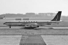015 Boeing 707-329 OO-SJC SABENA © Michel Anciaux