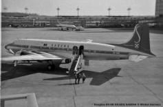018 Douglas DC-6B OO-SDQ SABENA © Michel Anciaux