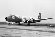020 Douglas DC-6B TR-LQE Gabonair © Michel Anciaux
