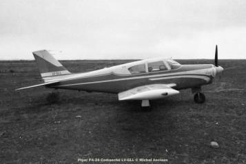 023 Piper PA-24 Comanche LV-GLL © Michel Anciaux