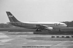 029 Airbus A300B1 OO-TEF TEA © Michel Anciaux