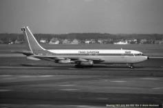 030 Boeing 707-131 OO-TEE TEA © Alain Anciaux