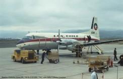 033 Hawker Siddeley (Avro) HS. 748 Sr 2 CC-CEC ''741'' LAN Chile © Michel Anciaux
