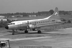 034 Convair 440 OO-TVG Delta Air Transport © Michel Anciaux
